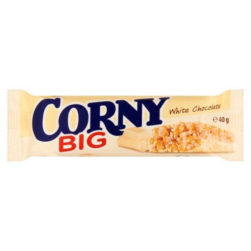 Corny Big fehércsokoládés müzliszelet 40g