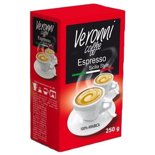 Coffee Veronni őrölt kávé 250g