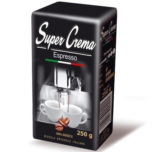 Coffee Super Crema őrölt kávé 250g