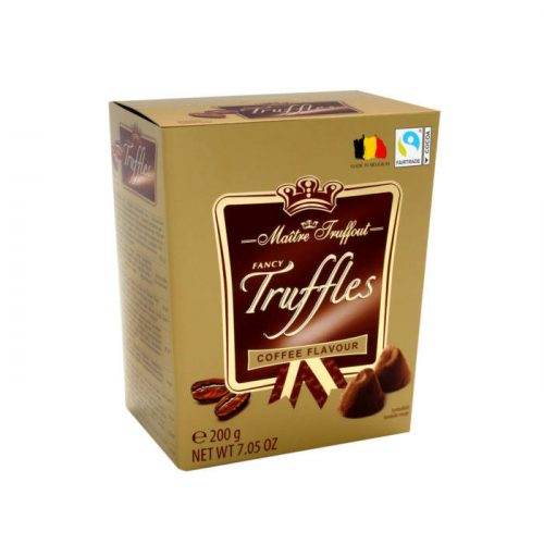 Maitre Truffout praliné coffee 200g