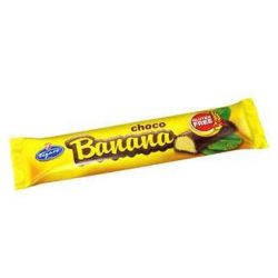 Figaro gluténmentes banános habszelet étcsokoládé bevonattal 25g