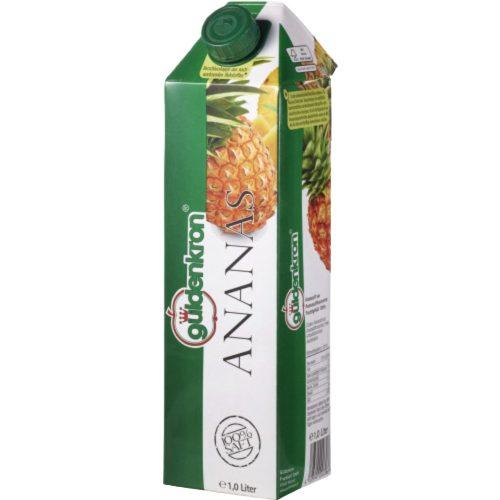 Güldenkron ananászlé 100% 1liter