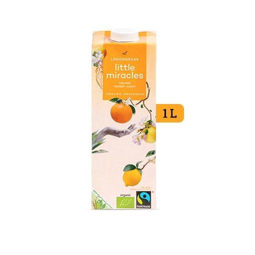 Little Miracles tea citromfű 1l