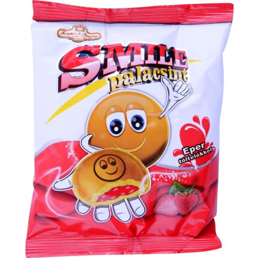Smile palacsinta epres töltelékkel 50g