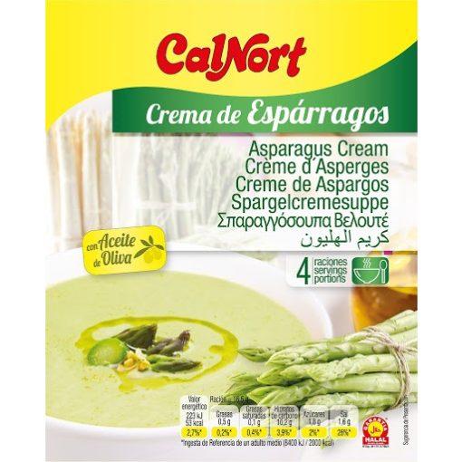 Calnort spárgakrémleves 4 tányér 66g