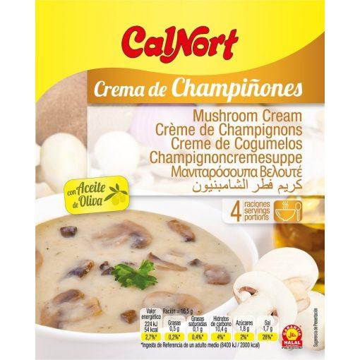 Calnort gombakrémleves 4 tányér 66g