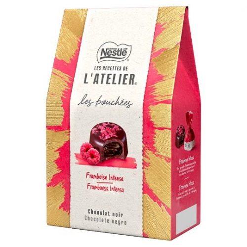 Nestlé L'Atelier desszert málna 158g