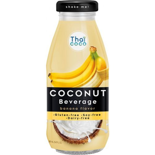 Thai Coco kókuszital banán 280ml