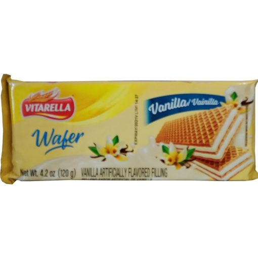 Vitarella ostya vanília 120g