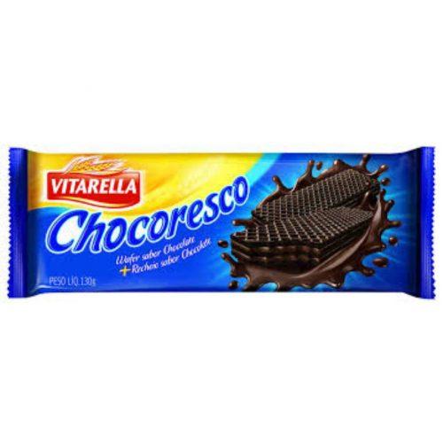 Vitarella Chocoresco ostya csokoládé 120g