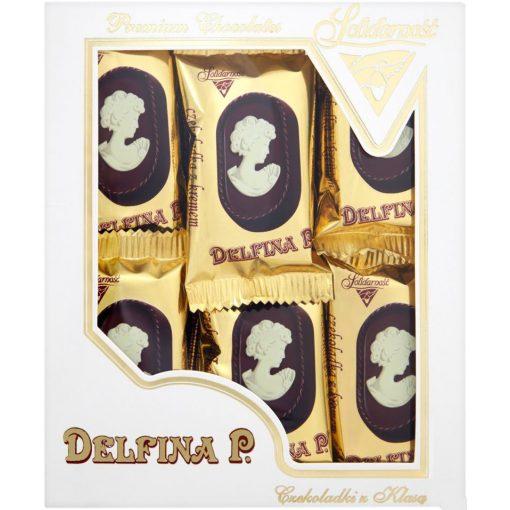 Solidarn Delfina csokikocka 20g