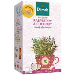 Dilmah tea málna-kókusz  20*1,5g