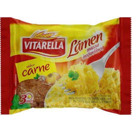Vitarella Instant Tésztás leves marha 85g