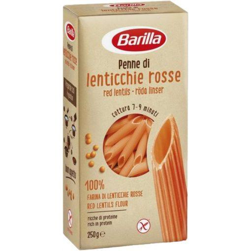 Barilla gluténmentes tészta lencselisztből penne 250g