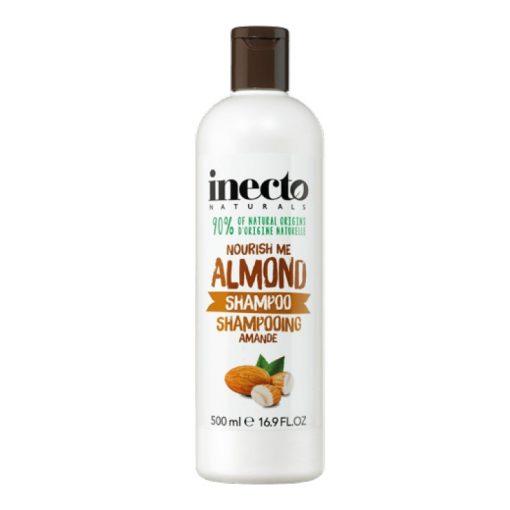 Inecto Naturals Almond sampon mandulaolajjal 500ml