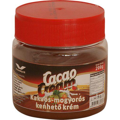 Cacao cream kakaós-mogyorós krém 200g