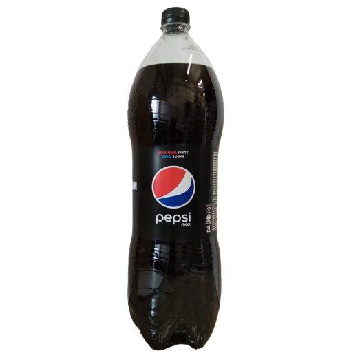 Pepsi Max szénsavas üdítőital 2l