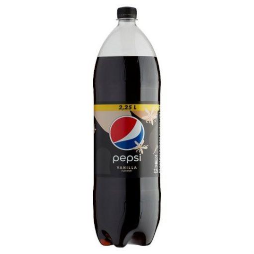 Pepsi Vanília szénsavas üdítőital 2,25l