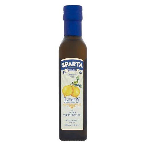 Sparta Extraszűz olivaolaj citrommal 250ml