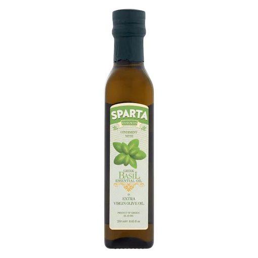 Sparta Extraszűz olivaolaj bazsalikommal 250ml