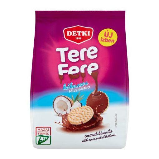 Detki Tere-fere kókuszos keksz félig mártott 150g