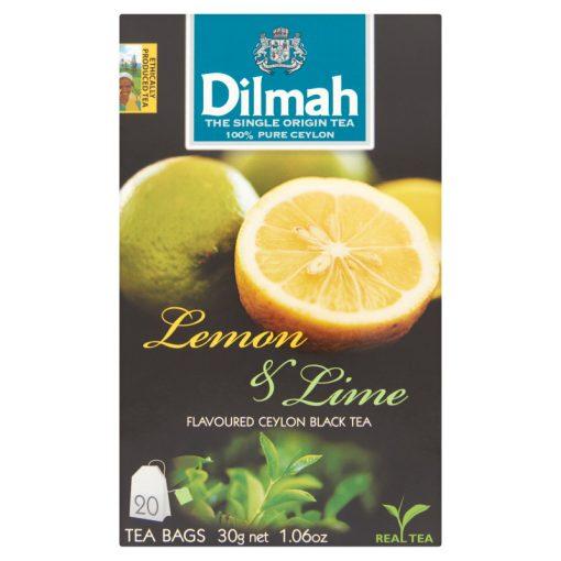 Dilmah tea citrom-lime 20x1,5g