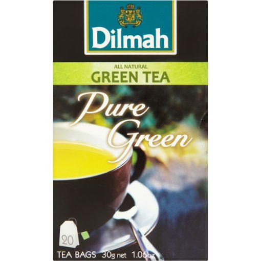 Dilmah natúr zöldtea 20x1,5g