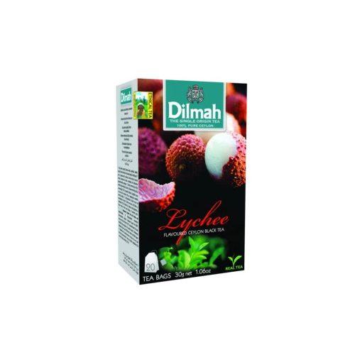 Dilmah tea lychee 20x1,5g