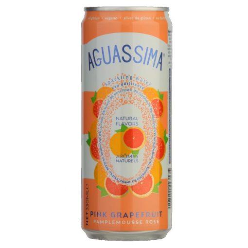 Aguassima ízesített víz grapefruit 330ml