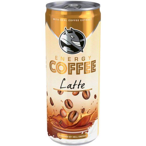 Hell Coffee Latte 250ml
