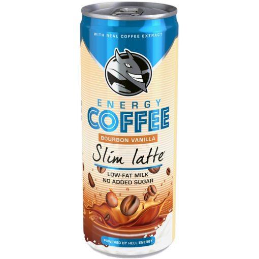 Hell Coffee Slim Latte 250ml