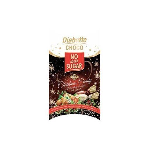 Diabette szaloncukor choco hozzáadott cukor mentes 250g