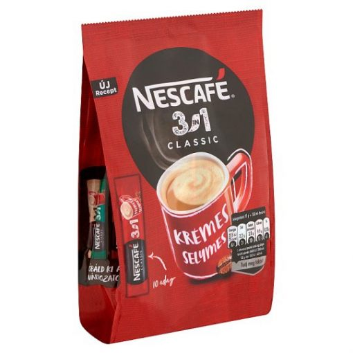 Nescafé 3in1 Classic 10x17g