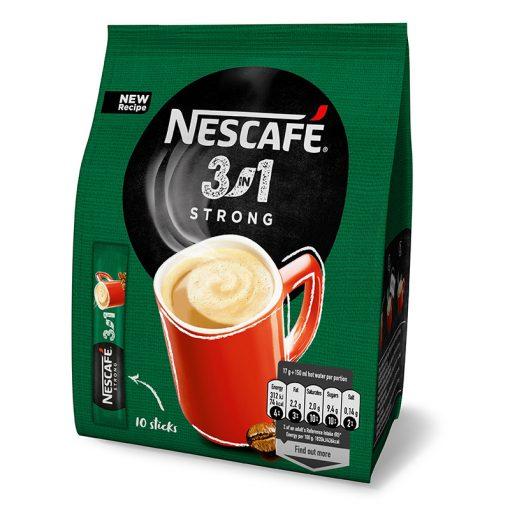 Nescafé 3in1 Strong 10x17g