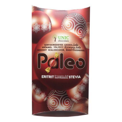 Paleo étcsokoládé szaloncukor konyakmeggy trüffel 220g