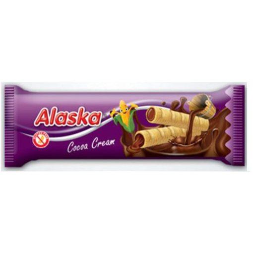 Alaska gluténmentes kukoricarúd kakaó krémes 18g