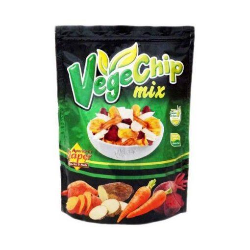 Vegechip gluténmentes vegyes zöldség chips mix 70g