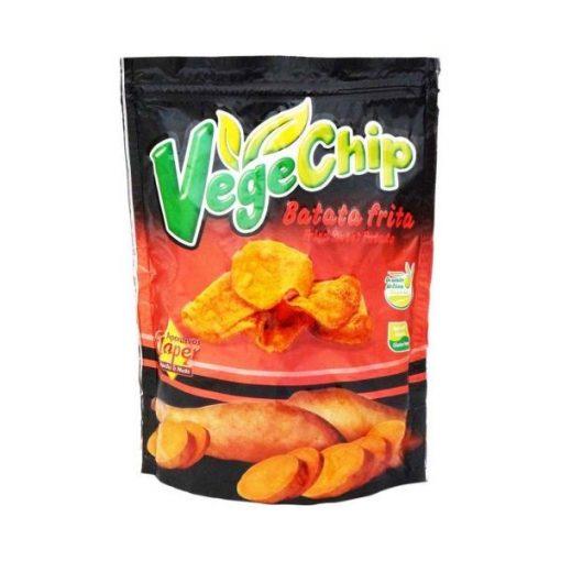 Vegechip gluténmentes zöldség chips édesburgonya 70g