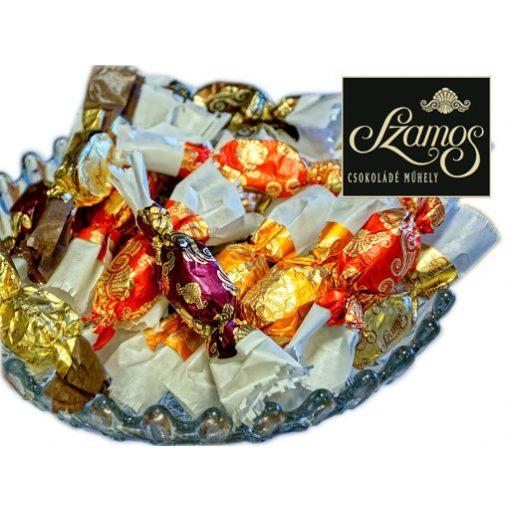 Szamos szaloncukor csokoládés kimérve 349ft/10 dkg
