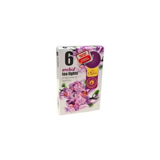 Illatmécses orchidea illat 6 db-os