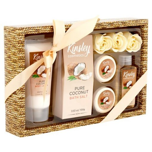 Kinsley Pure Coconut Fürdőszett