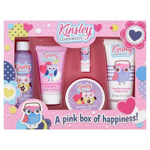 Kinsley Pink Box ajándékszett