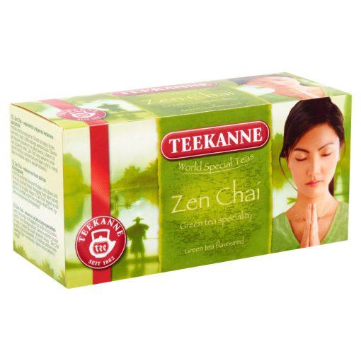 Teekanne World of Fruit Zen Chai Green zöldtea 50g