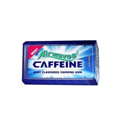 Airwaves rágógumi koffeinnel 18,8g
