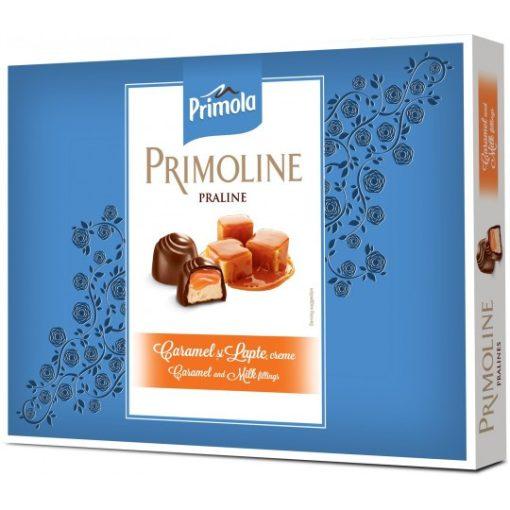 Kandia Primoline praliné karamell és tejszín ízű krémmel 104g
