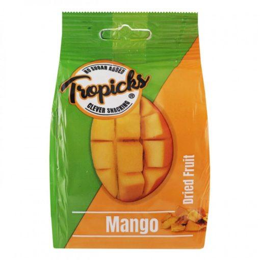 Tropicks aszalt mangó gyümölcsdarabok 100g