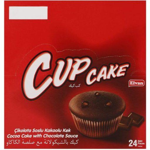 Elvan Cup Cake 25g