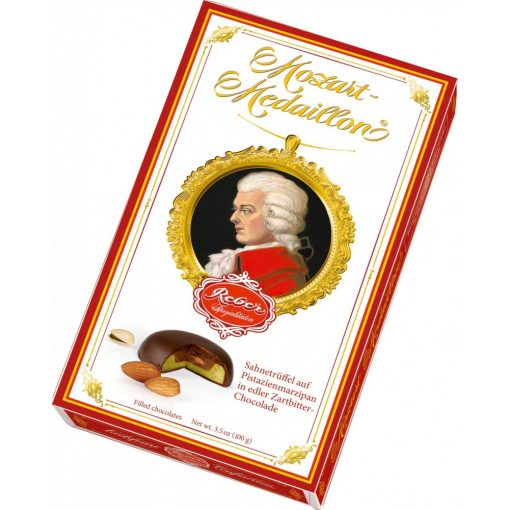 Mozart Reber Medallion étcsokoládé 100g