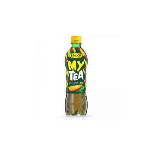 Rauch My Tea mangó icetea zöld tea 500ml