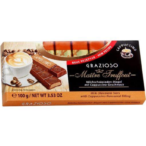 Maitre Truffout Garzioso töltött csokoládé 100g